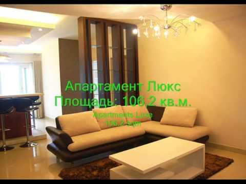 Apartments for rent U-plaza Nha Trang Vietnam. Contract: 0982.090.090