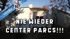 NIE wieder Center Parcs!!! Urlaub in den Niederlanden / Belgien