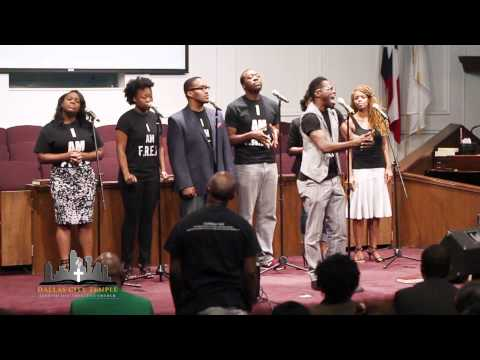 """Still Amazed,"" I AM FREA TO WORSHIP, Dallas City Temple, June 27, 2015"