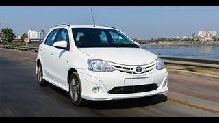 2013 Toyota Etios Liva TRD Sportivo in India walkaround