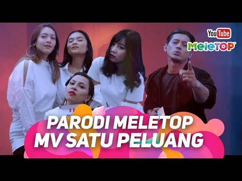 MV Satu Peluang Andi Bernadee | Parodi MeleTOP | Jihan Muse | Nabil & Neelofa