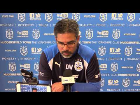 PRESS CONFERENCE: David Wagner previews Town vs Fulham