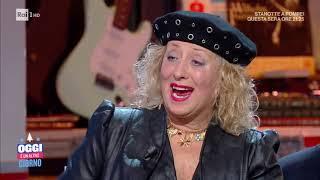 """Https://www.raiplay.it/programmi/oggieunaltrogiorno - serena bortone intervista """"la magica signora di glasgow"""", il giudice più temuto ballando, la guerrie..."""