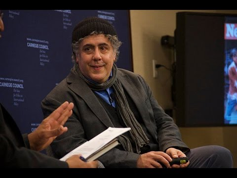 Global Ethics Forum: Bearing Witness to War and Injustice with Photojournalist Ron Haviv