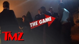 The Game -- Insane Club Fight At Lil Wayne