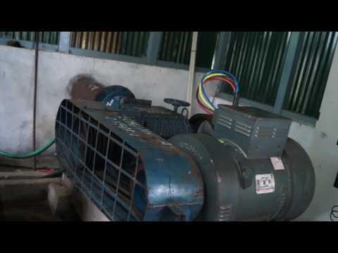 Micro Hydro Power Plant 2X50 KW