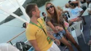 Party letovanje Lefkada 2012 Jungle Tribe (official video)