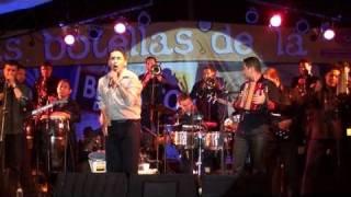 CUATRO ROSAS EN VIVO - JORGE CELEDON EN FERIAS DE CARTAGO 2010