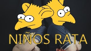Repeat youtube video NIÑOS RATAS RAP | ZARCORT Y PITER-G