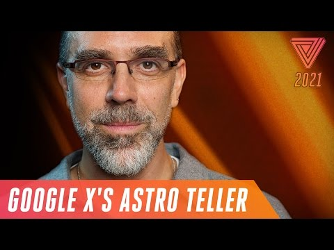 Google X's Astro Teller on the future of delivery drones