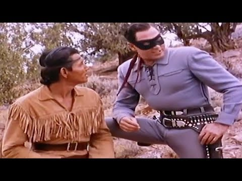The Lone Ranger | Mission for Tonto | HD | TV Series English Full Episode