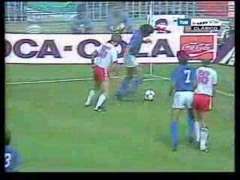 FIFA World Cup 1982 Semifinal - Italy vs Poland ( 1st Half )