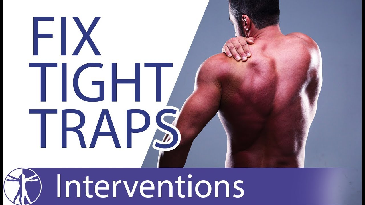 Download Tight Upper Traps? Try These Exercises!