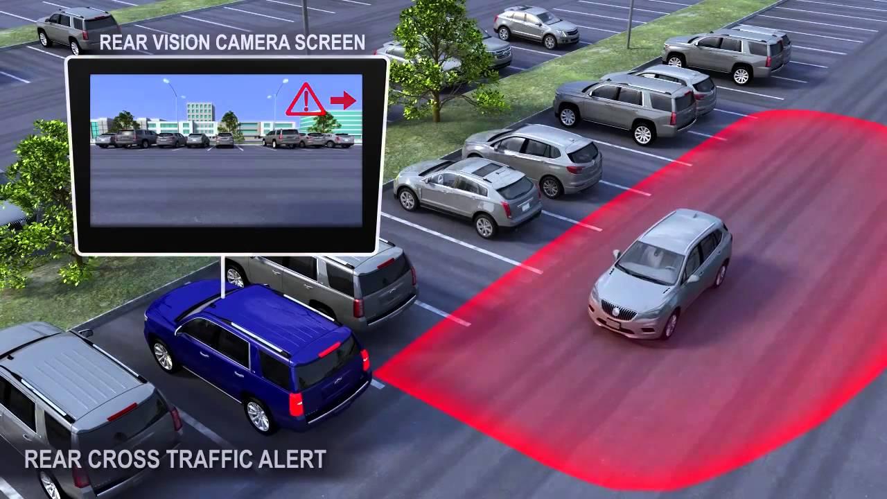 Rear Cross Traffic Alert >> Chevrolet Rear Cross Traffic Alert Ocala Florida