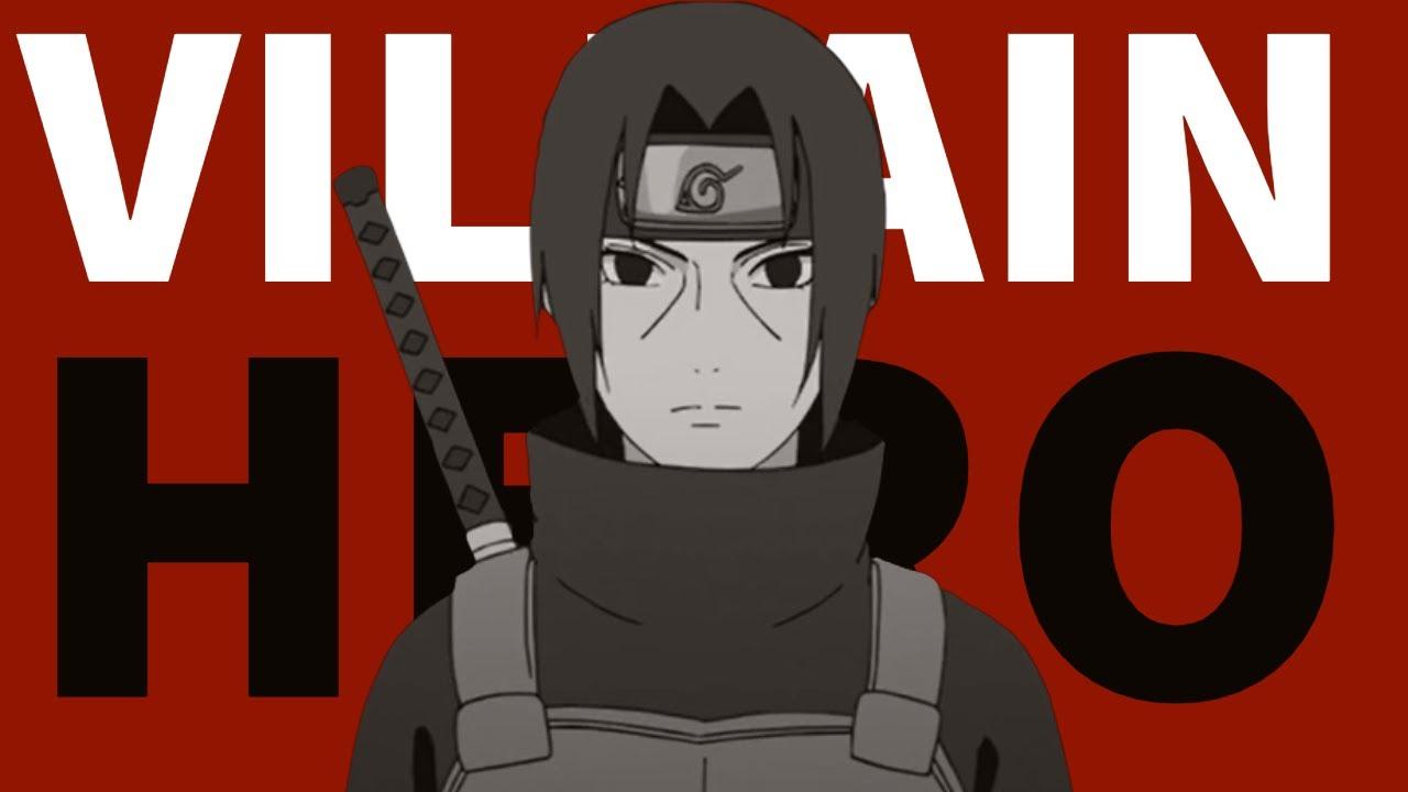 The Morality of Itachi Uchiha (Naruto)