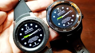 Galaxy Watch Vs Huawei Watch 2. Hardware, WATER, CHARGING time, Software.