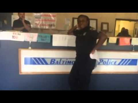 """""""PINAC visits the Baltimore Police Department Western District"""""""