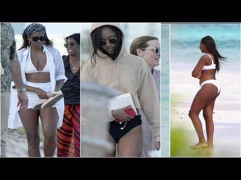 sasha obama bikini