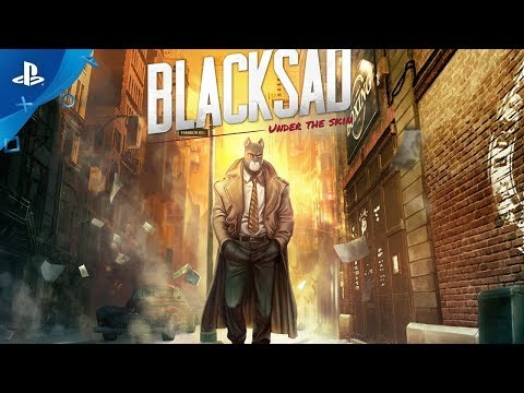 Blacksad: Under the Skin - A cool game with a few technical problems |
