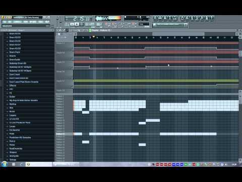 Benny Benassi - Satisfaction (DJ Dela Remake) In FL Studio