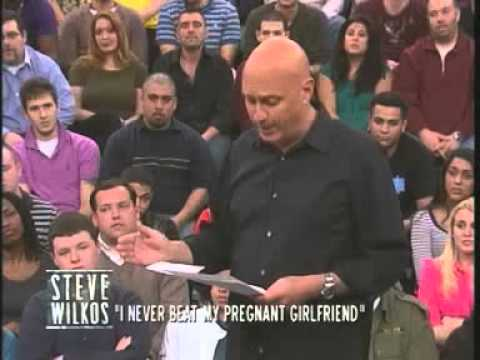 the steve wilkos show pregnant and dating