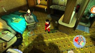 Leisure Suit Larry Box Office Bust (PS3) - All the costumes !