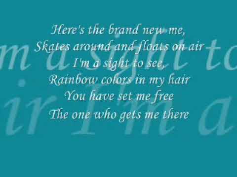 Anywhere But Here - Hilary Duff