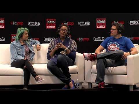 Interview at C2E2 | Talking Dead Ultimate Fan Winner Jill Robi
