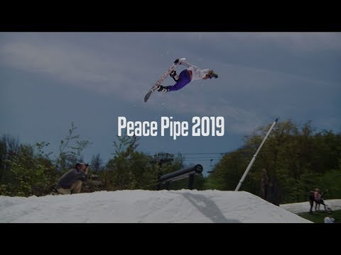 Mount Snow Peace Pipe 2019—Video Highlights   Snowboarder Magazine