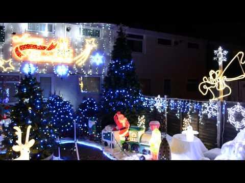 Charity Christmas Lights 2012