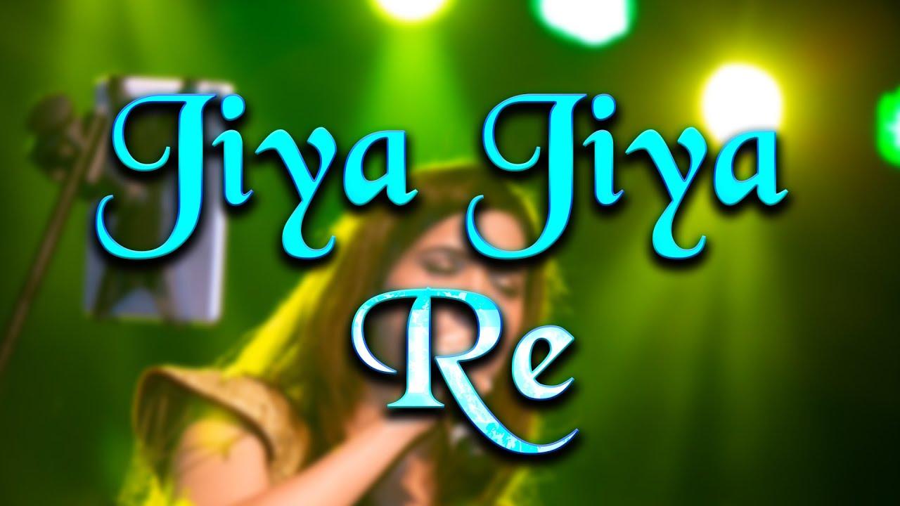 Neeti mohan live in concert (jiya jiya re )