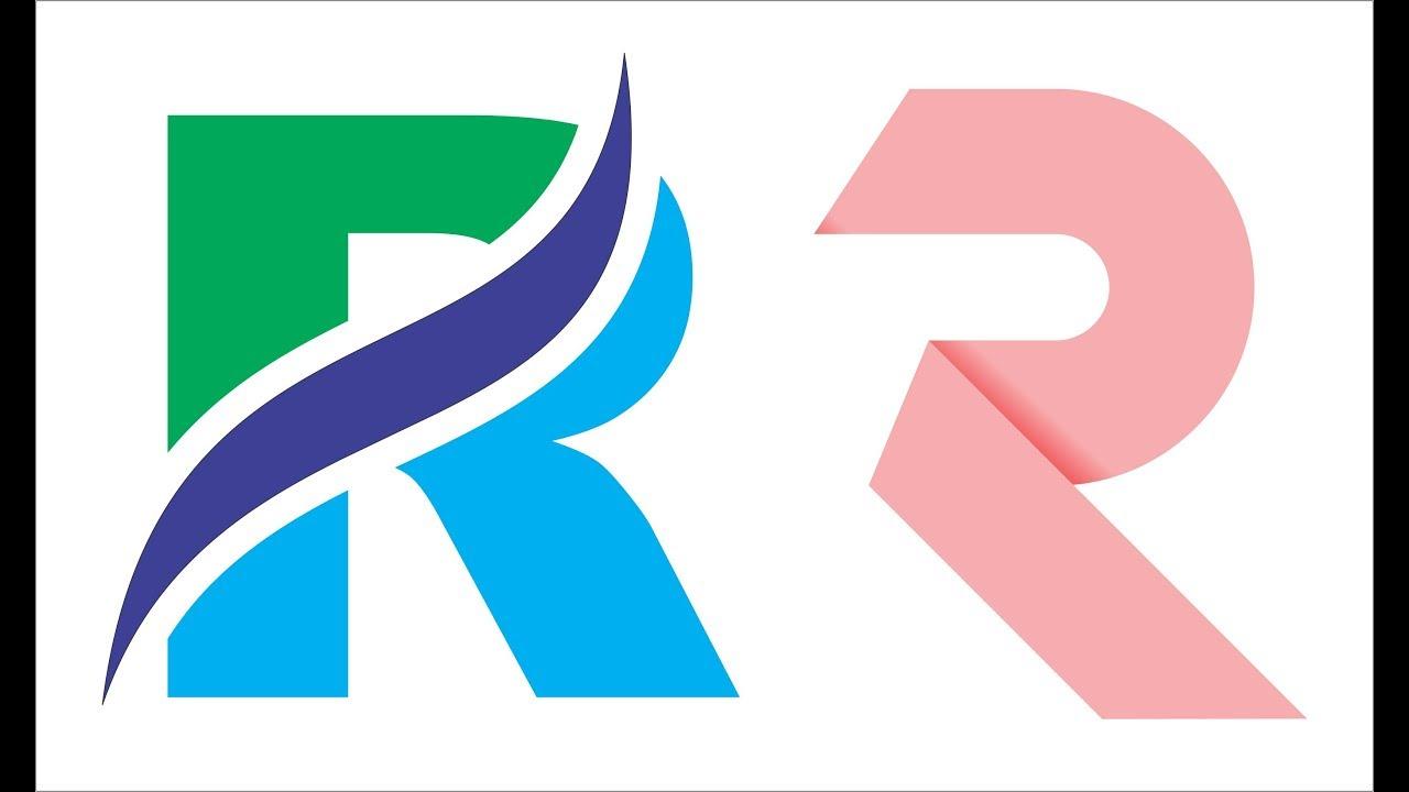 Alphabetical logo design r youtube for Design lago