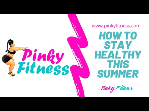 Welcome back to Pinky Fitness