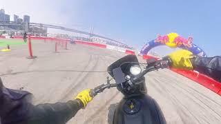 Moto Bay Classic Flattrack Super Hooligan Racing on Ducati Scrambler Full Throttle
