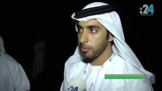 المرشح سعيد صالح الرميثي يتحدث لـ 24 بعد فوزه عن إمارة أبوظبي