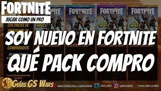 FORTNITE at 50%: WHAT PACK TO BUY? Frequently Asked Questions and Tips