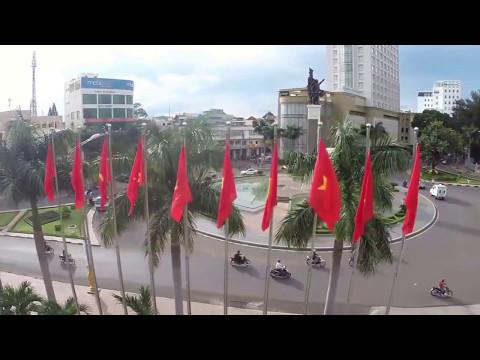 flycam Toàn cảnh Buôn ma thuột Đăk lăk Việt nam