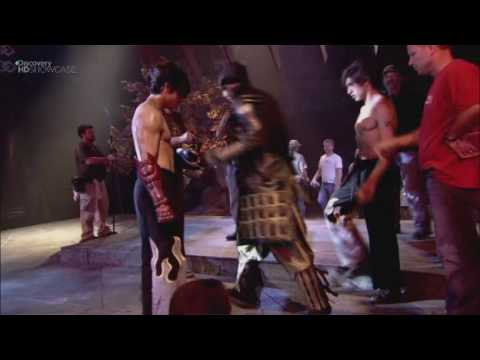 Tons Of Behind The Scenes Footage From Tekken Featuring The Fights