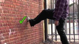 How to Wall Run: BC-X Parkour Training
