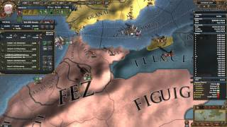 Massive Peace [4] Morocco EU4 Multiplayer w/Fans