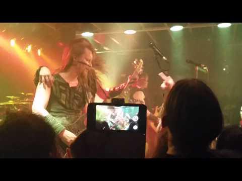 Ensiferum - Victory Song Live - Calgary, Republik 2015