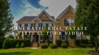 Cinematic Real Estate Virtual Tour Video