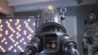 robby the robot introduces forbidden planet