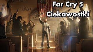 Far Cry 5 - Ciekawostki - Far Cry Primal, Wolverine, Detektyw i nie tylko