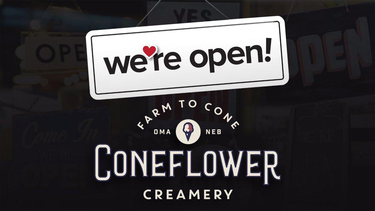 We're Open Omaha: Cornflower Creamery