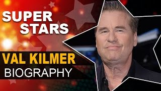 Val Kilmer Biography | Batman Forever & The Doors and Top Gun Actor | Unknown Facts
