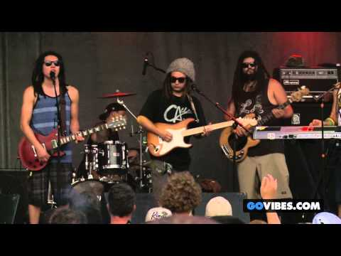 """Tribal Seeds performs """"In Your Eyes"""" at Gathering of the Vibes Music Festival 2013"""