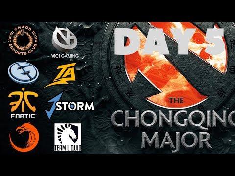 🔴 TNC vs Team Liquid [RERUN] Chongqing Major 2019 Day 5 Dota 2 thumbnail