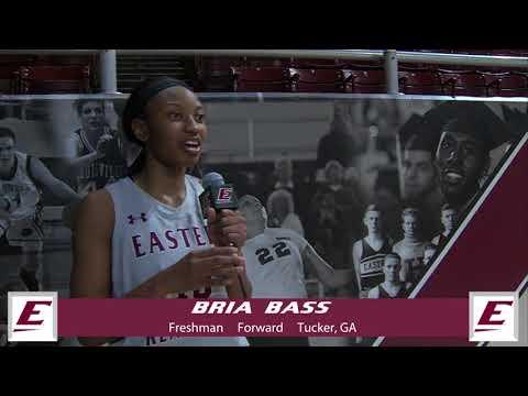 Eastern Kentucky v Eastern Illinois Women's Basketball Highlights