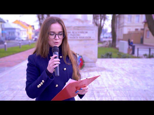 100.  výročie oslobodenia mesta Vranov nad Topľou